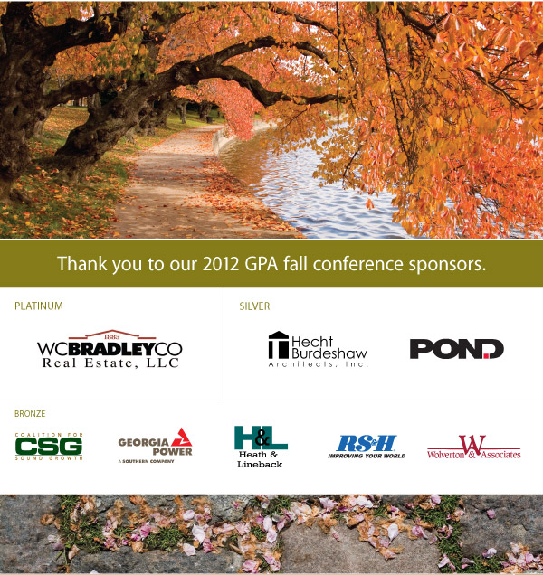 2012 GPA Fall Conference in Review